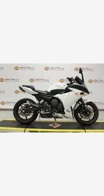2012 Yamaha FZ6R for sale 200631404