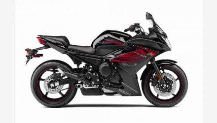 2012 Yamaha FZ6R for sale 201044082