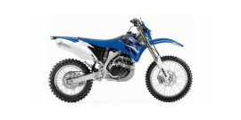 2012 Yamaha WR200 250F specifications