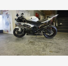 2012 Yamaha YZF-R6 for sale 200604372