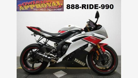 2012 Yamaha YZF-R6 for sale 200710072
