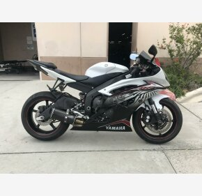 2012 Yamaha YZF-R6 for sale 200763158