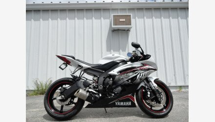 2012 Yamaha YZF-R6 for sale 200804251
