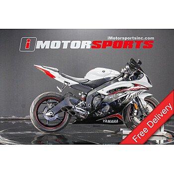 2012 Yamaha YZF-R6 for sale 200809820
