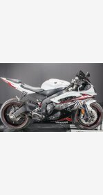 2012 Yamaha YZF-R6 for sale 200809883