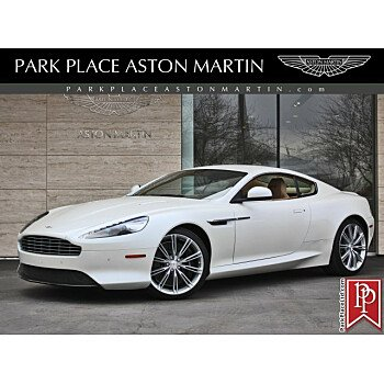 2013 Aston Martin DB9 Coupe for sale 101103308