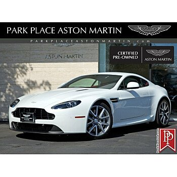 2013 Aston Martin V8 Vantage Coupe for sale 101060500
