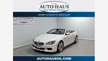 2013 BMW 650i Convertible for sale 101060923