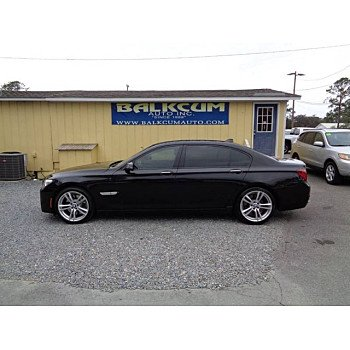 2013 BMW 750Li for sale 101080533