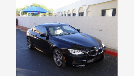 2013 BMW M6 Coupe for sale 101264006