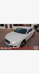 2013 Bentley Continental GT Speed Coupe for sale 101056972