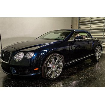2013 Bentley Continental GT V8 Convertible for sale 101224325