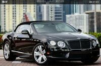 2013 Bentley Continental GT V8 Convertible for sale 101228859