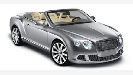 2013 Bentley Continental GT Convertible for sale 101239798