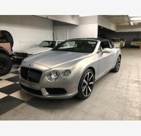 2013 Bentley Continental GT V8 Convertible for sale 101251008