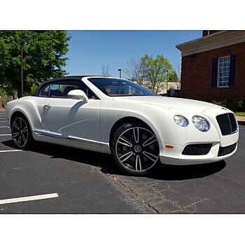 2013 Bentley Continental for sale 101305646