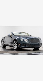 2013 Bentley Continental for sale 101318855