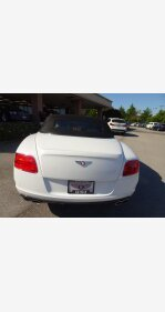 2013 Bentley Continental for sale 101386136