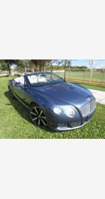 2013 Bentley Continental for sale 101412011
