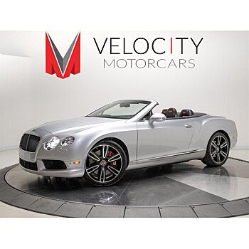 2013 Bentley Continental for sale 101535075
