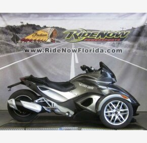 2013 Can-Am Spyder ST-S for sale 200664100