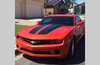 2013 Chevrolet Camaro LS Coupe for sale 100758035