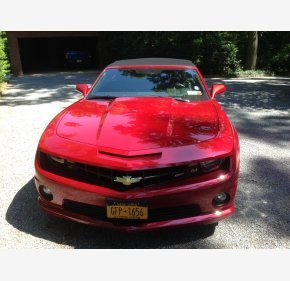 2013 Chevrolet Camaro SS Convertible for sale 100775475