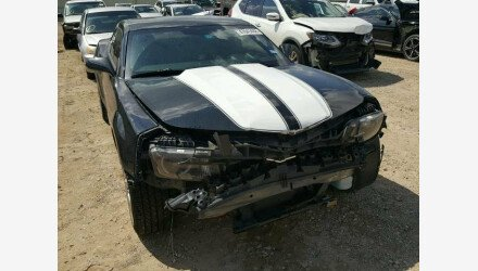 2013 Chevrolet Camaro LT Coupe for sale 101108682