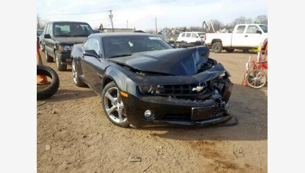 2013 Chevrolet Camaro LT Coupe for sale 101109776