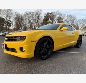 2013 Chevrolet Camaro SS Coupe for sale 101113322