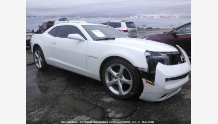 2013 Chevrolet Camaro LT Coupe for sale 101120829