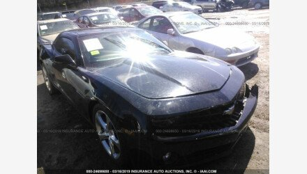 2013 Chevrolet Camaro LT Coupe for sale 101122865