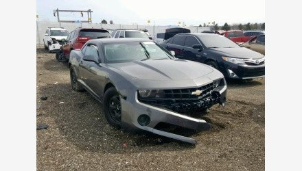 2013 Chevrolet Camaro LS Coupe for sale 101125692
