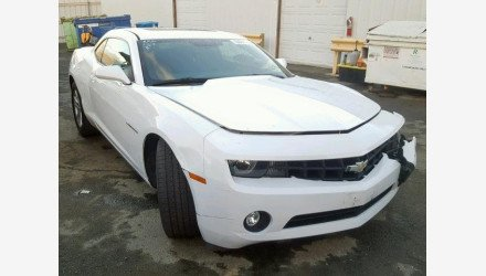 2013 Chevrolet Camaro LT Coupe for sale 101126922