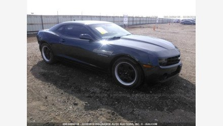2013 Chevrolet Camaro LS Coupe for sale 101127866