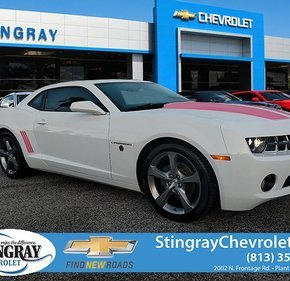 2013 Chevrolet Camaro LT Coupe for sale 101192109