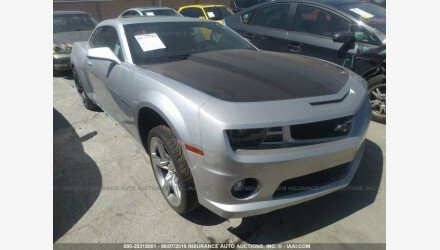 2013 Chevrolet Camaro SS Coupe for sale 101204436