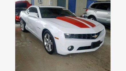 2013 Chevrolet Camaro LT Coupe for sale 101205166
