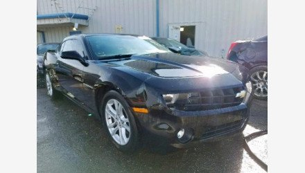 2013 Chevrolet Camaro LT Coupe for sale 101205838