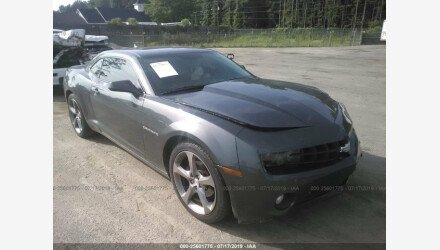2013 Chevrolet Camaro LT Coupe for sale 101206176