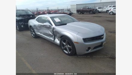2013 Chevrolet Camaro LT Coupe for sale 101206833