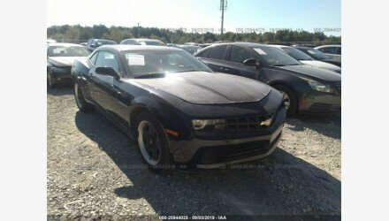 2013 Chevrolet Camaro LS Coupe for sale 101207567