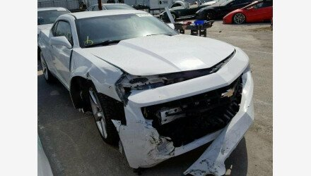 2013 Chevrolet Camaro LS Coupe for sale 101207891