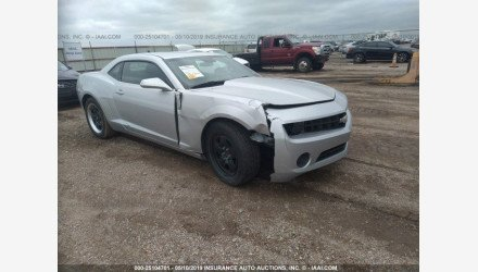 2013 Chevrolet Camaro LS Coupe for sale 101212532