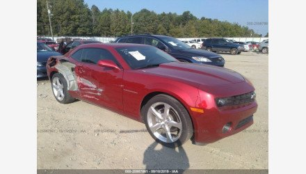 2013 Chevrolet Camaro LT Coupe for sale 101217547