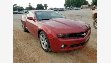 2013 Chevrolet Camaro LT Coupe for sale 101219514