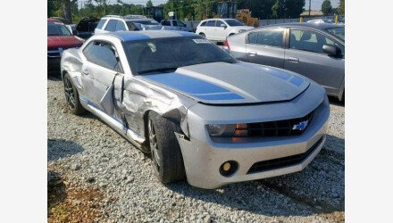 2013 Chevrolet Camaro LS Coupe for sale 101219542