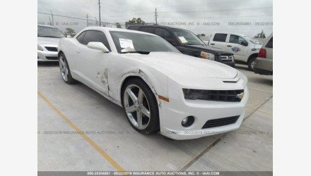 2013 Chevrolet Camaro LT Coupe for sale 101219687