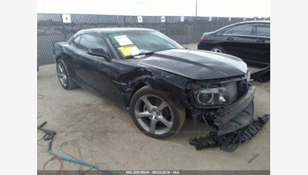 2013 Chevrolet Camaro LT Coupe for sale 101219708