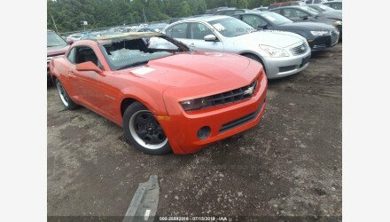 2013 Chevrolet Camaro LS Coupe for sale 101221583